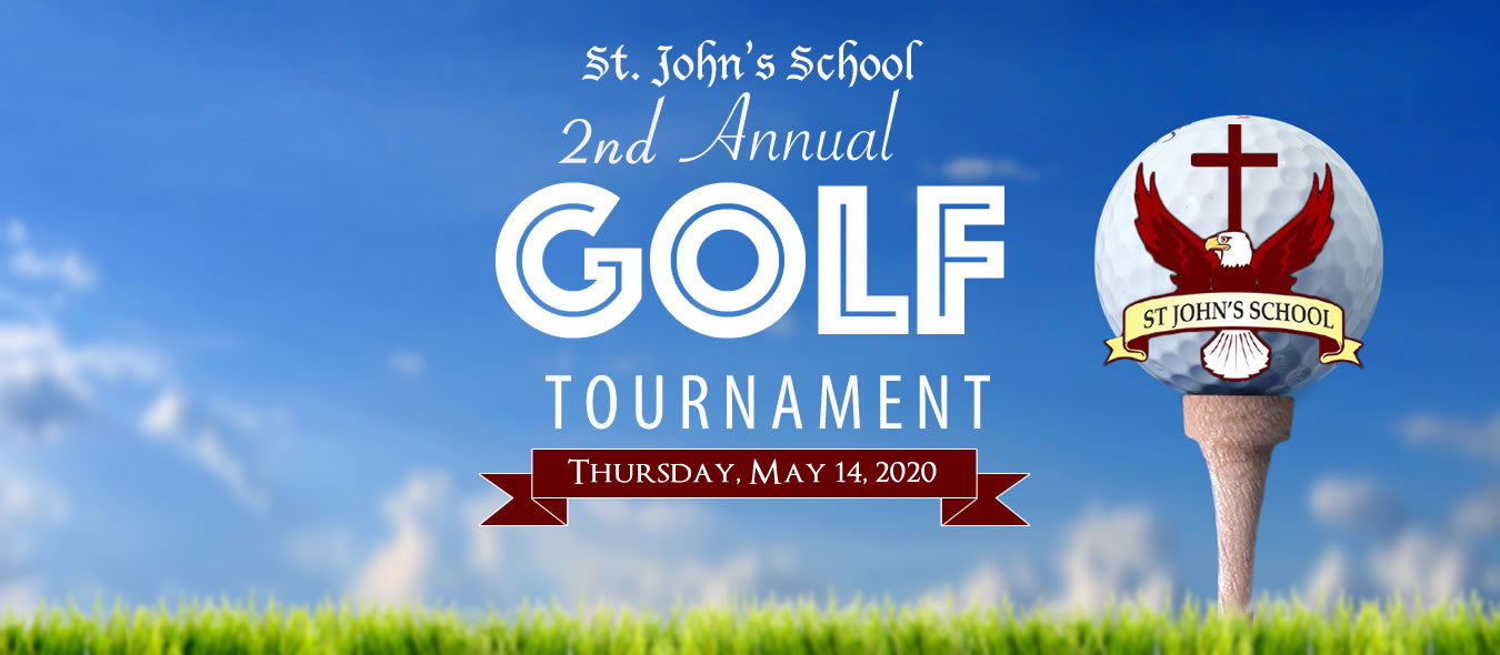 Second Annual St. John's School Golf Tournament
